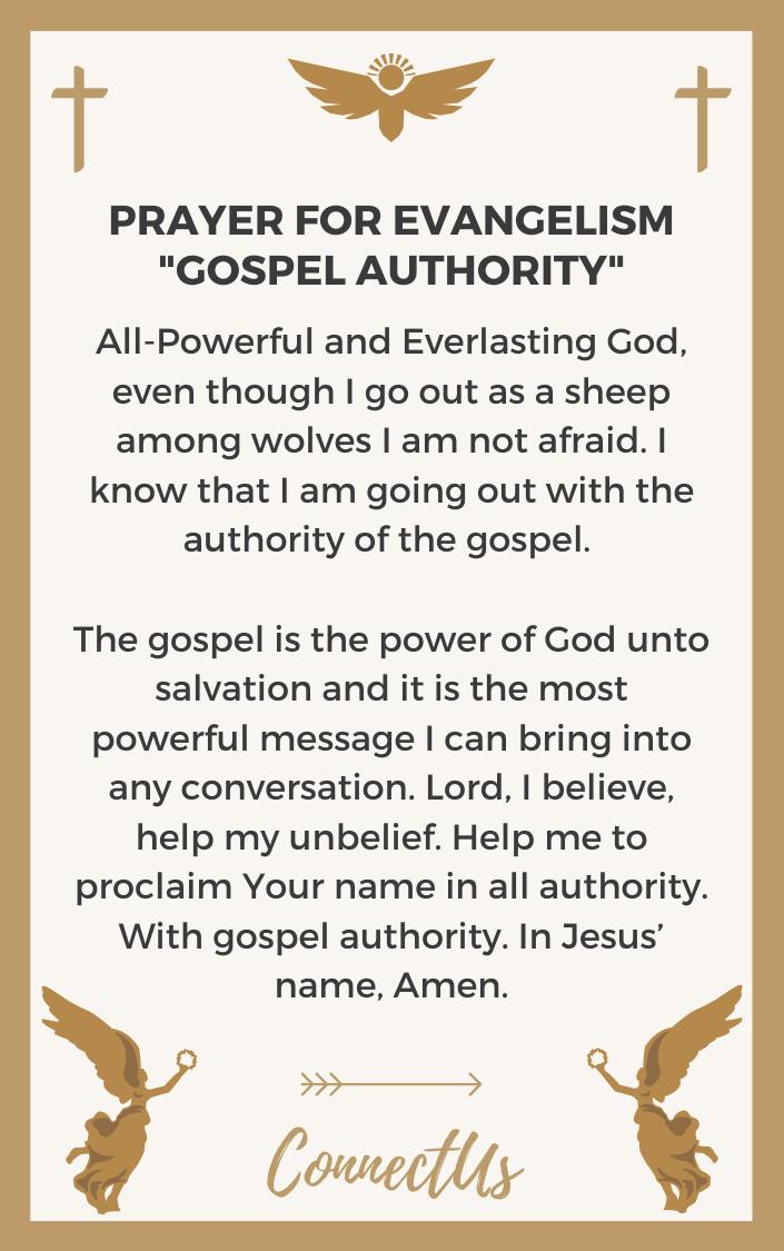 gospel-authority