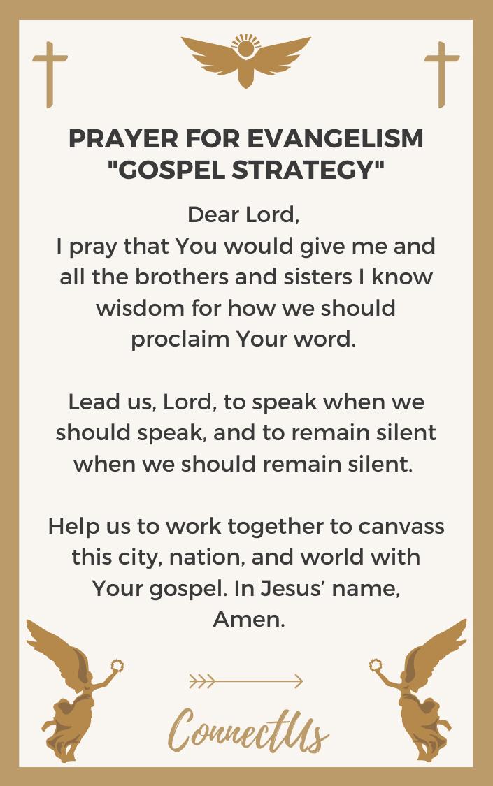 gospel-strategy