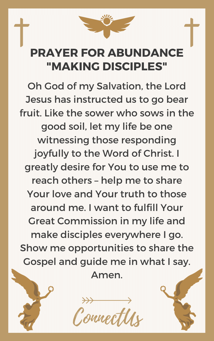 making-disciples
