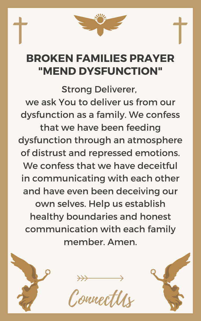 mend-dysfunction