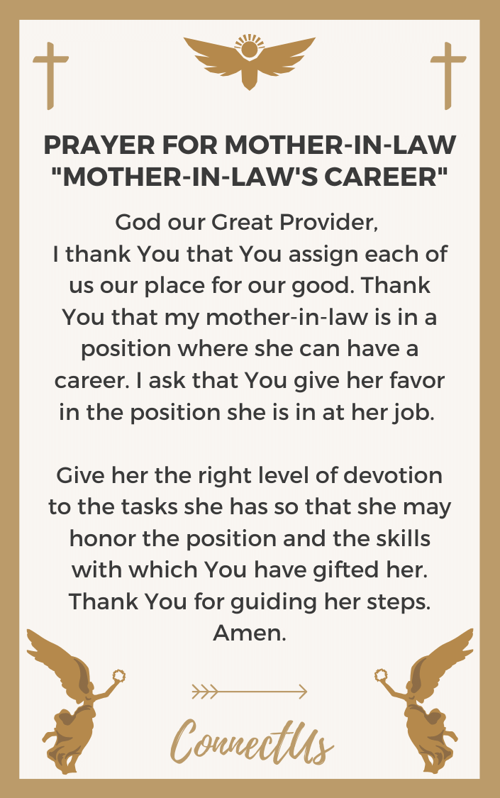 mother-in-law's-career