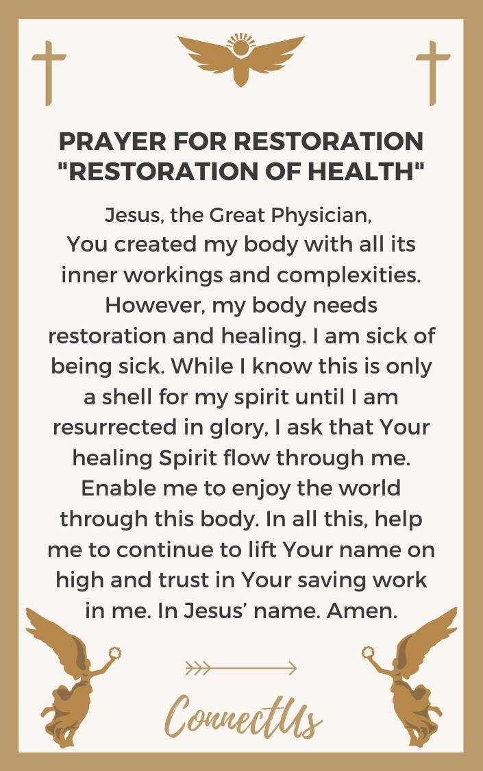 restoration-of-health