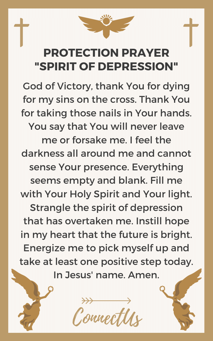 spirit-of-depression-prayer