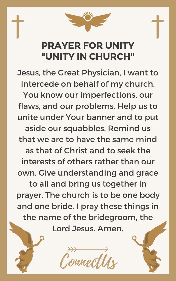 unity-in-church
