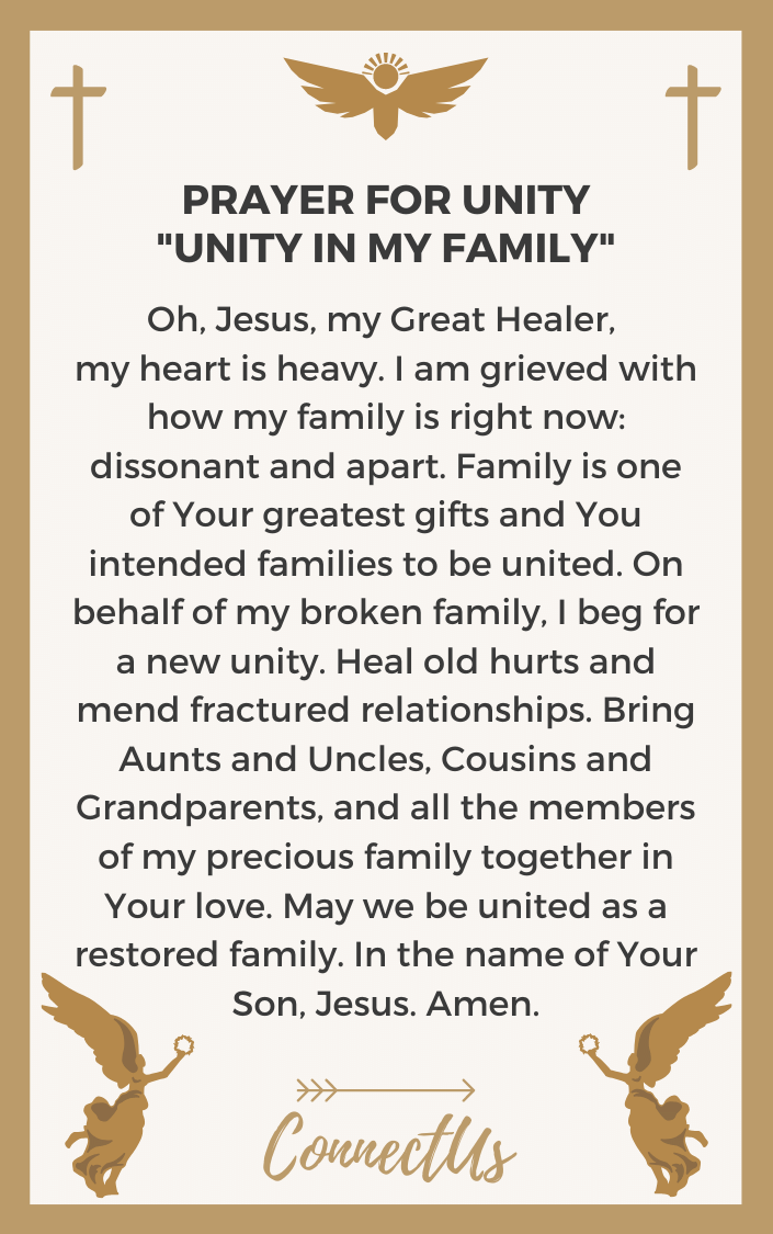 unity-in-my-family