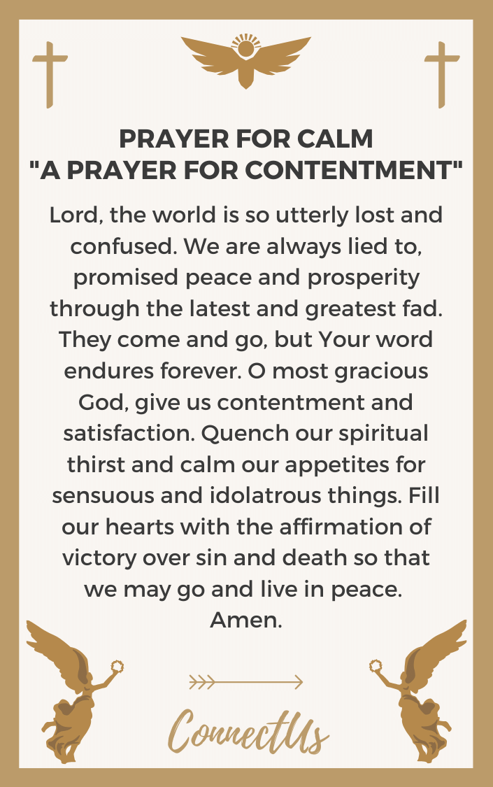 a-prayer-for-contentment