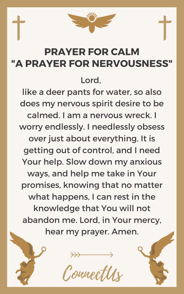 a-prayer-for-nervousness