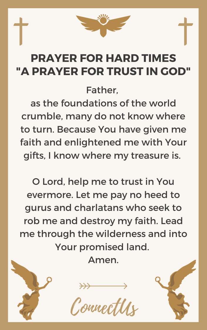 a-prayer-for-trust-in-god