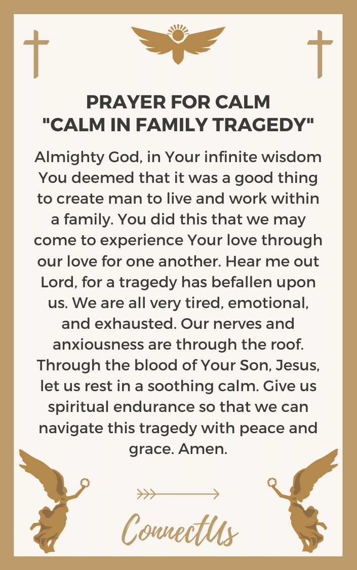 calm-in-family-tragedy