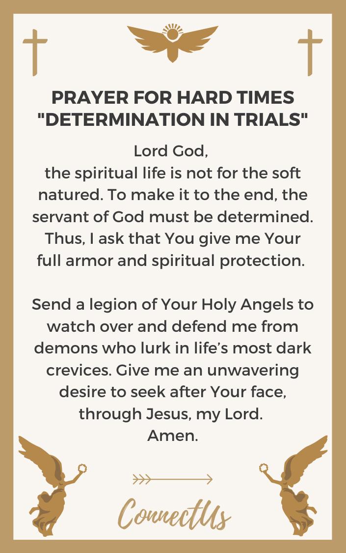 determination-in-trials