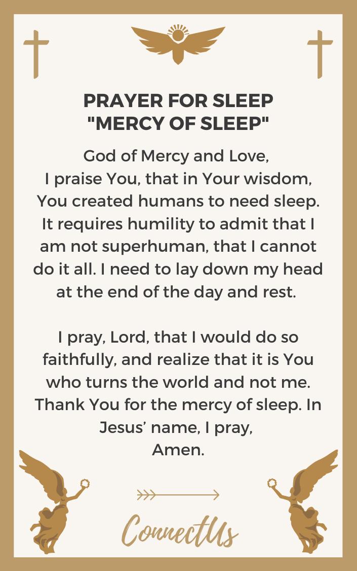 mercy-of-sleep