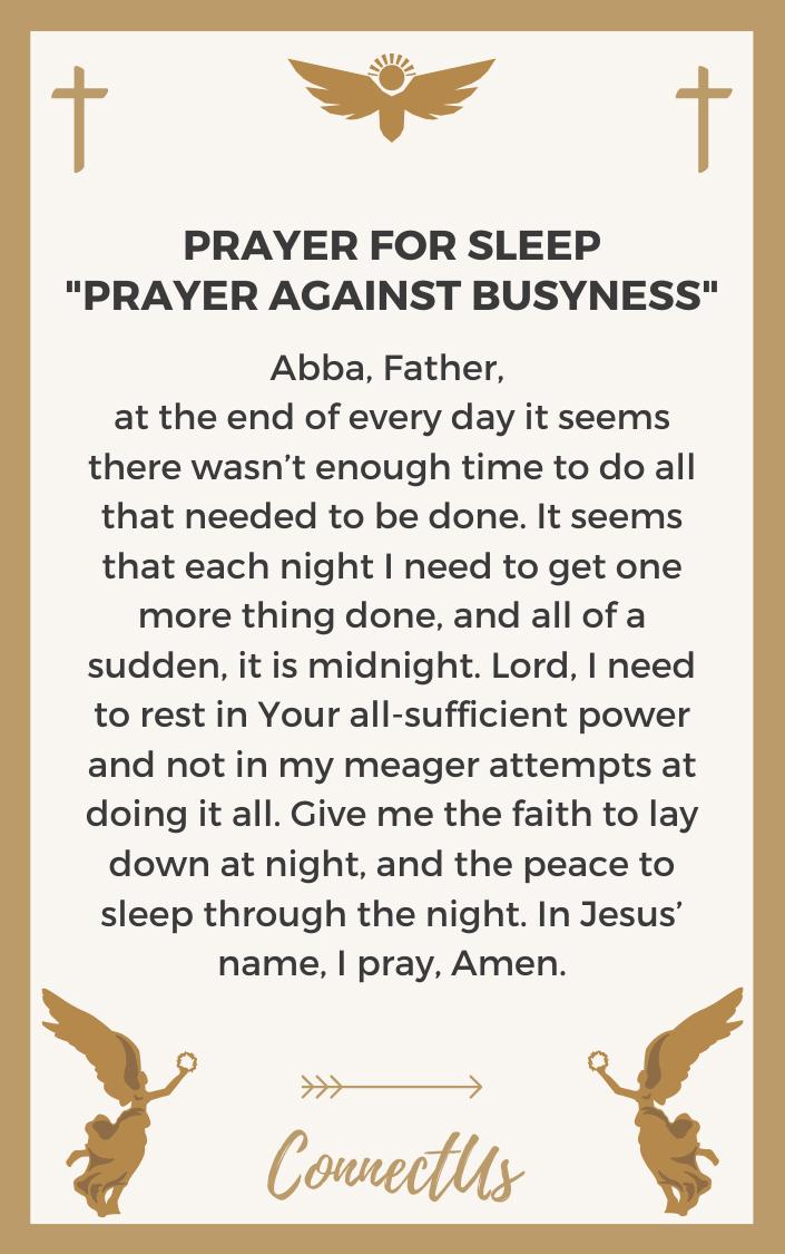 prayer-against-busyness