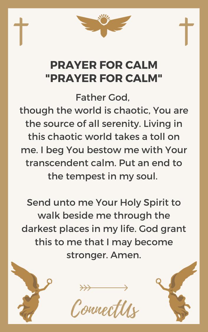 prayer-for-calm