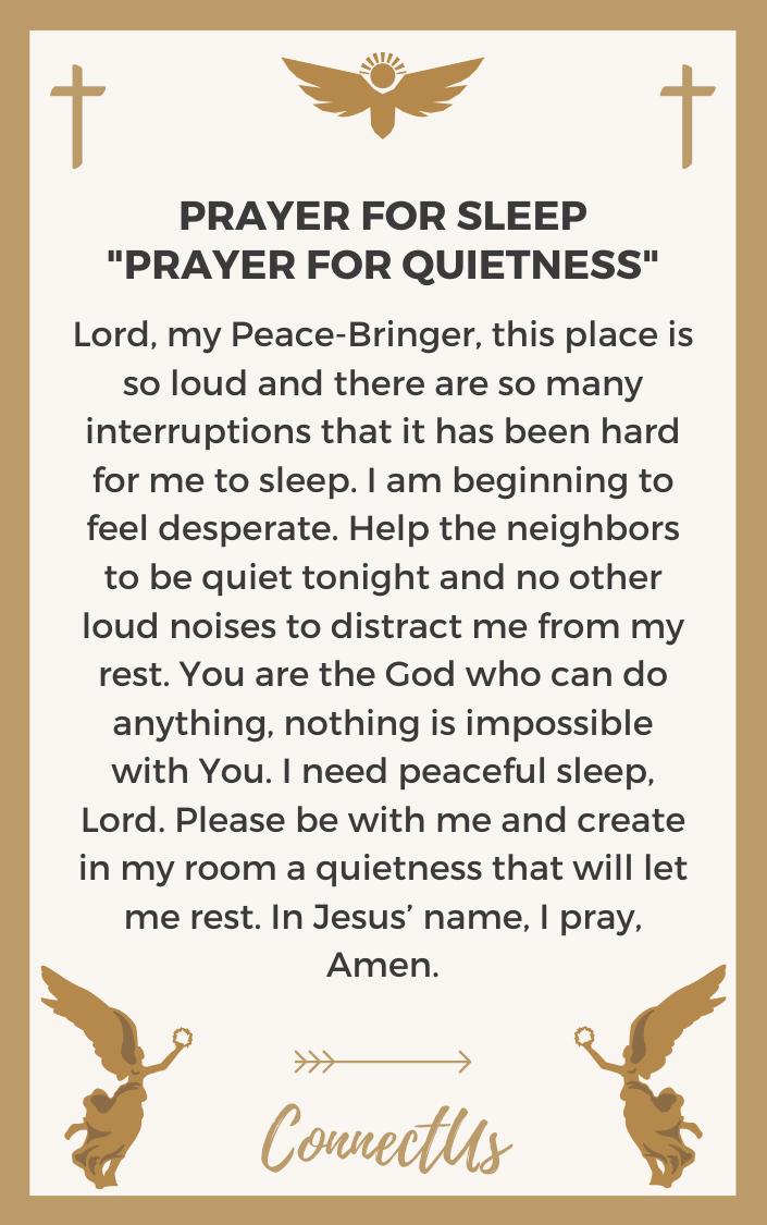 prayer-for-quietness