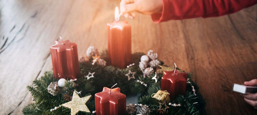 Prayers for an Advent Wreath