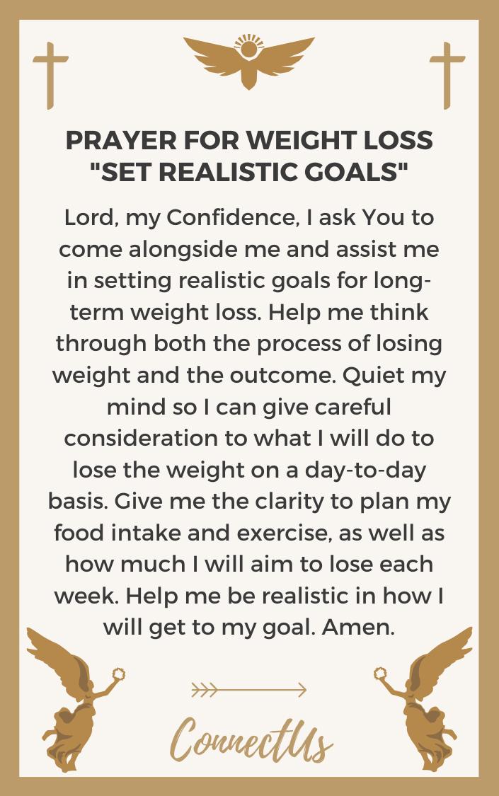 set-realistic-goals