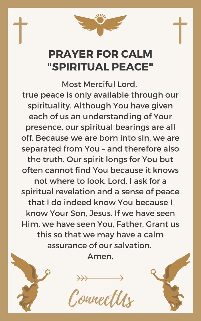 spiritual-peace