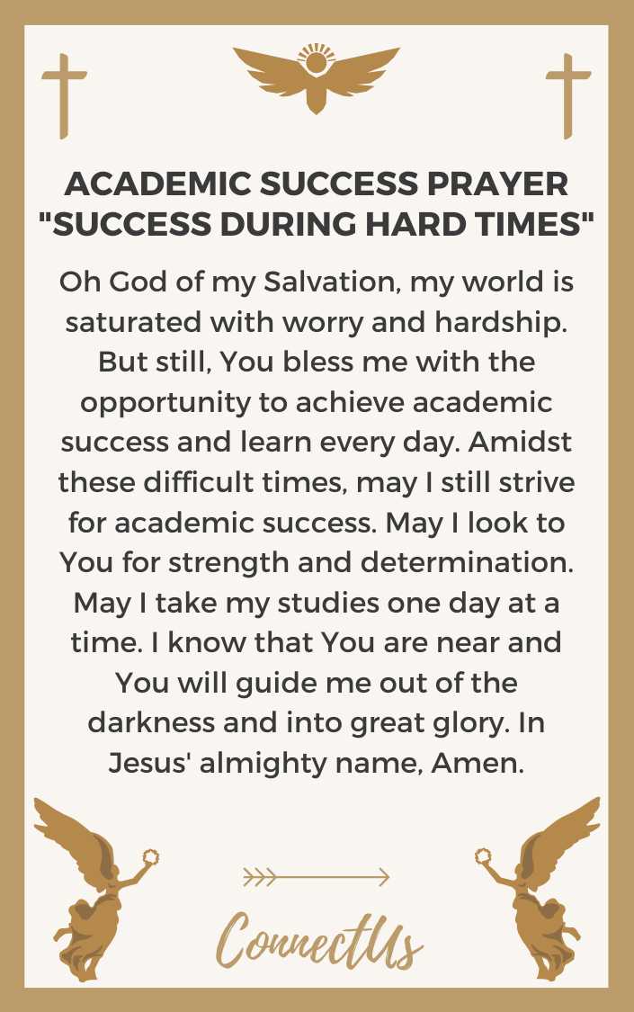 success-during-hard-times
