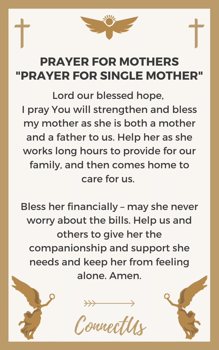 prayer-for-single-mother