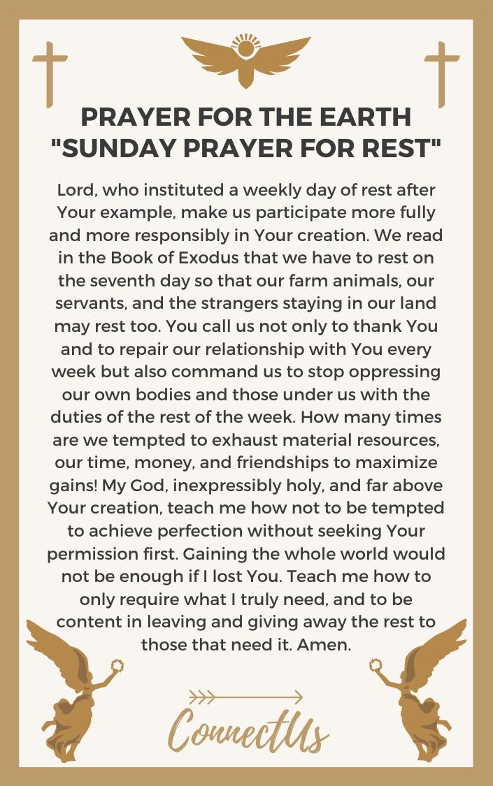 sunday-prayer-for-rest